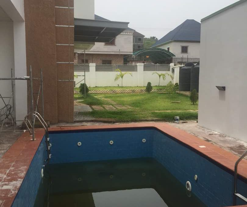 Automated 5-Bedroom semi-detached duplex for sale @ 400m in Asokoro (10)