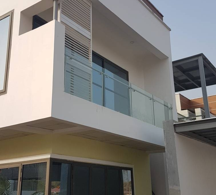 Automated 5-Bedroom semi-detached duplex for sale @ 400m in Asokoro (4)